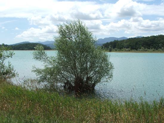 Les Eaux Tranquilles: Lac Montbel
