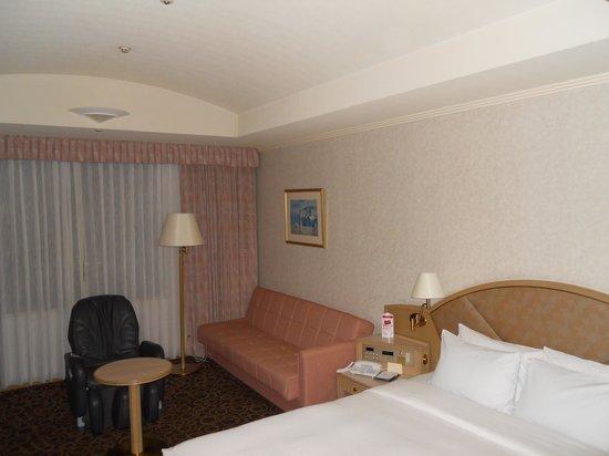 Ginza Creston Hotel : My room