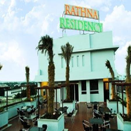 Hotel Rathna Residency & Vista Rooms : THE TITLE ITS HERE
