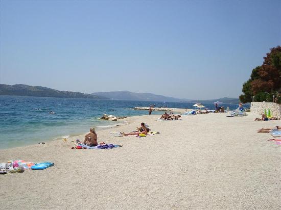 Trogir, โครเอเชีย: Ciovo Island
