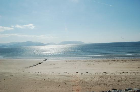 Tralee Bay Holiday Village : Inch beach on the Dingle coastline