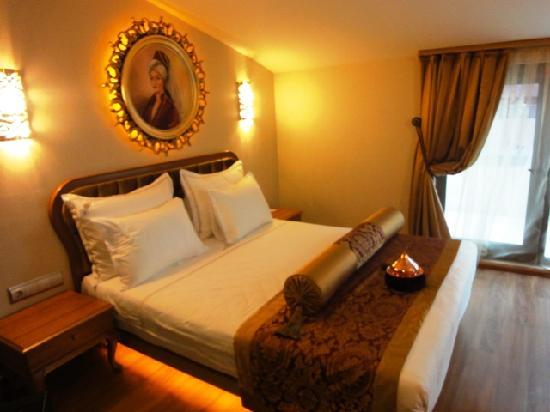 Hotel Sultania: Despina Hatun Hotel room