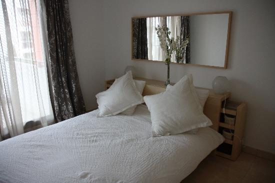 Garden Beach : Schlafzimmer