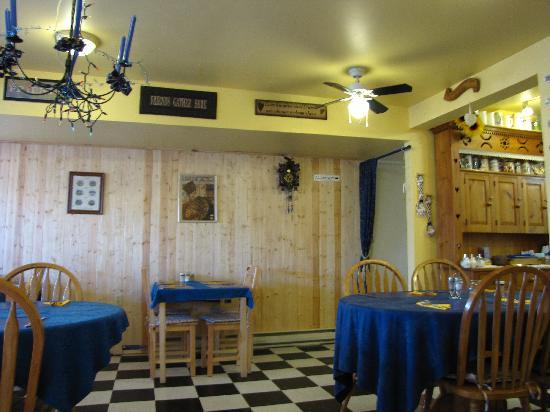 Old Germany Restaurant : Interior view