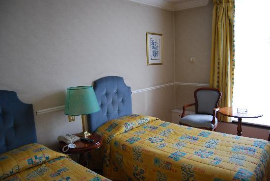 Brandon Hotel: Camas individuales