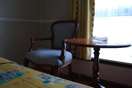 Brandon Hotel: Detalle de la habitación