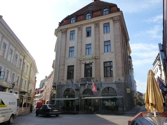 Hotel Barons: Barons Hotel Außenansicht