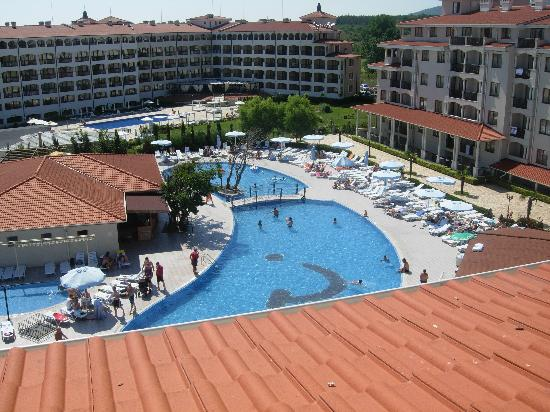 Tsarevo, Bulgaria: The pool