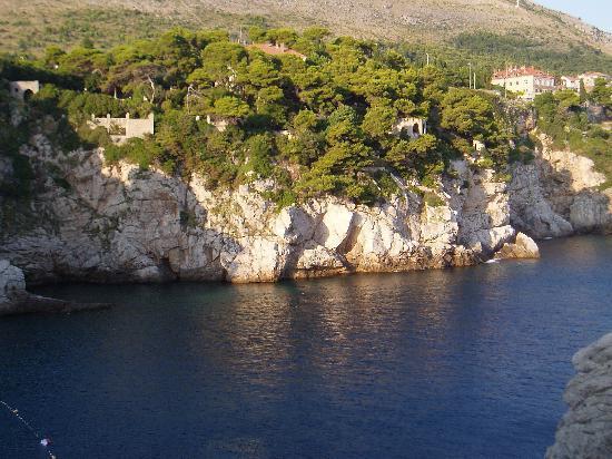 Apartments Kovacec Dubrovnik : Beach