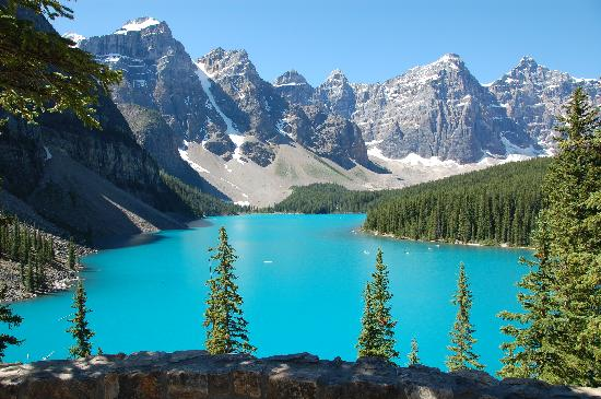 Moraine Lake Lodge: Lake Moraine