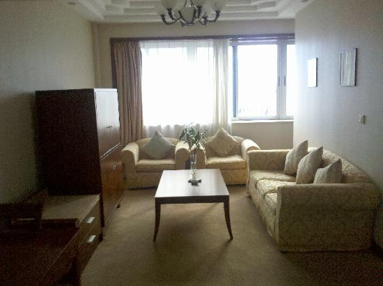 Nice Living Room Picture Of Asia Hotel Tongzhou TripAdvisor