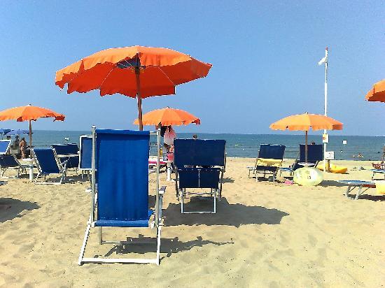 Cerullo's Paestum: la spiaggia