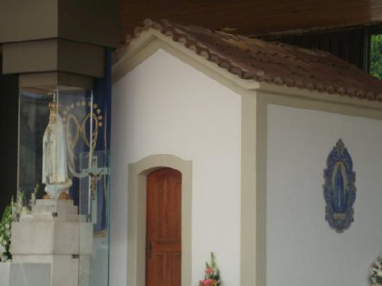 Shrine of our Lady of the Rosary of Fatima: Capilla de las Apariciones