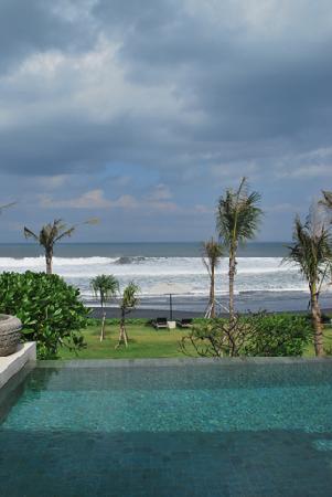 Alila Villas Soori: the ocean view from the room