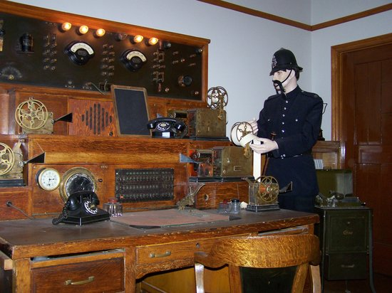 Toronto Police Museum: Old England lässt grüßen