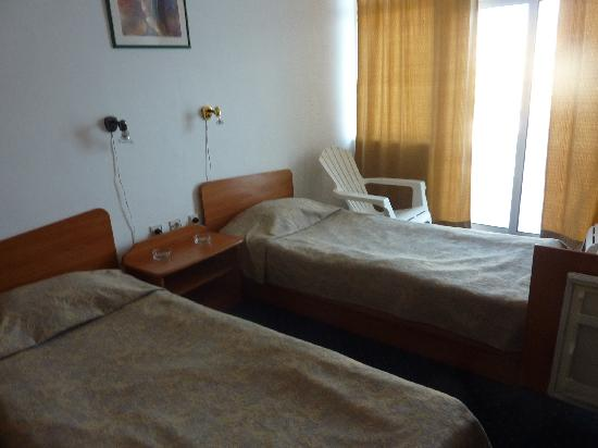 Pomorie Hotel: Zimmer