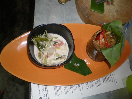 Time for Lime's Restaurant: Thom Kha Gai