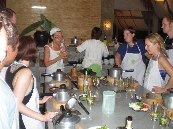 Time for Lime's Restaurant: in der Küche