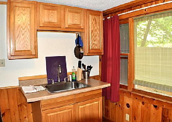 Pine Grove Cottages: Updated kitchen, #8