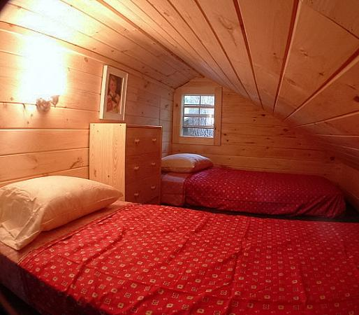 Pine Grove Cottages: Sleeping loft, #10