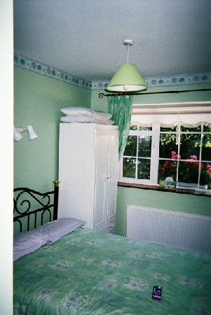 Larkfield House : The bedroom I slept in