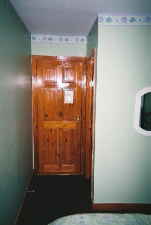 Larkfield House : Lovely doors