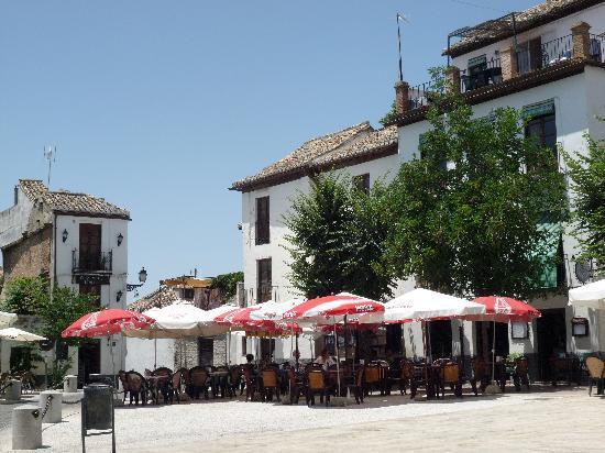 The square/Bar Lara