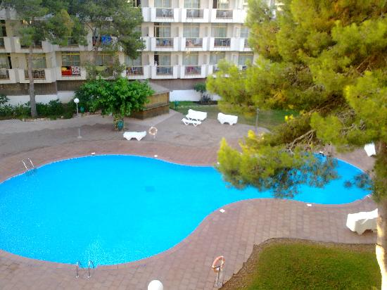 Hotel Best Sol D'Or: lovely pool view