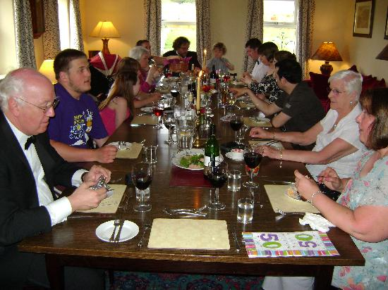 Elmfield House : What a meal