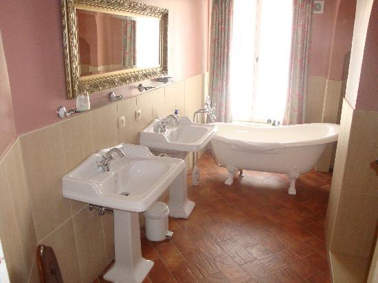 Huis 't Schaep: badkamer