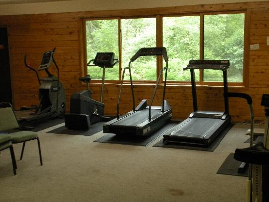 Spring Valley Inn: Exercise Room