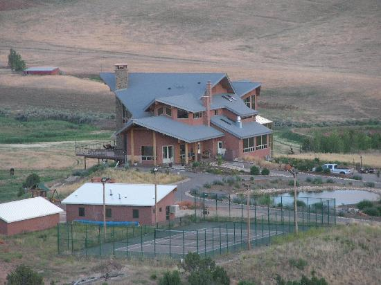 Ten Sleep, WY : Main Lodge (no rooms)