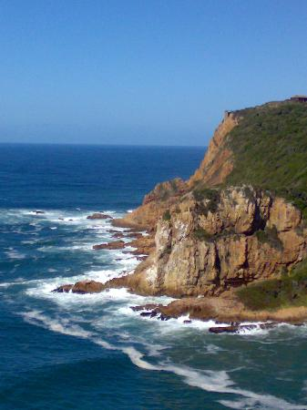 Книсна, Южная Африка: Knysna Heads