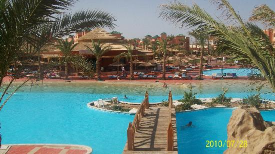 Aqua Vista Resort & Spa: piscine immense