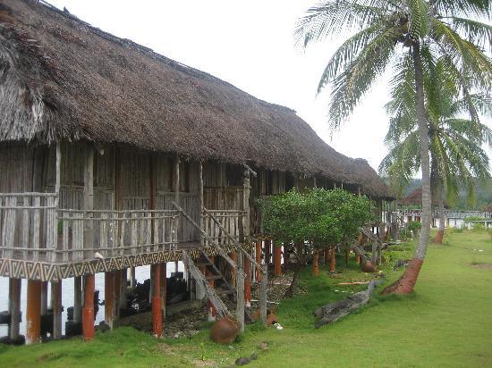 Sapibenega The Kuna Lodge: Cabañas