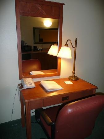 Hampton Inn Sedona: Schreibtisch