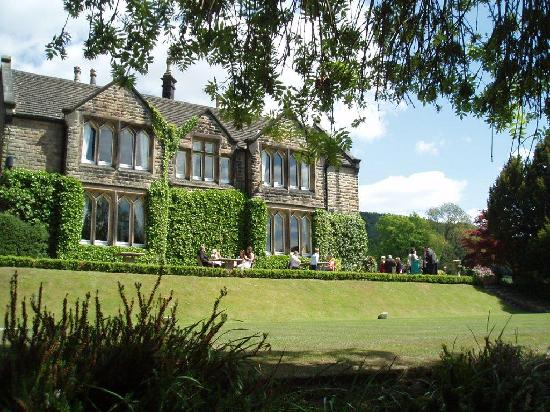 East Lodge Country House Hotel: From the Gardens
