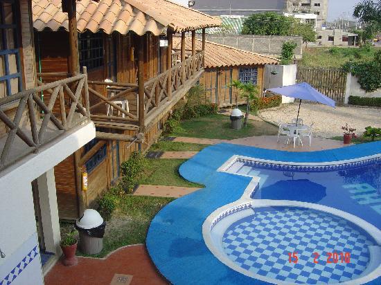 Monteria, Κολομβία: Piscina