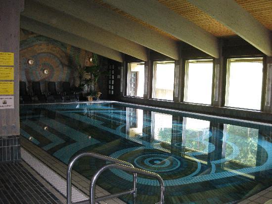 Sporthotel Obereggen: Schwimmbad