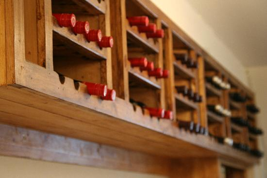 The Pantry & Corkscrew : We take our wines seriously and have a great selection