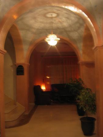 Hotel Charf : reception