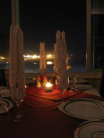 Hotel Charf : Restaurant