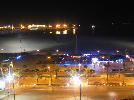 Hotel Charf: Tangier by night