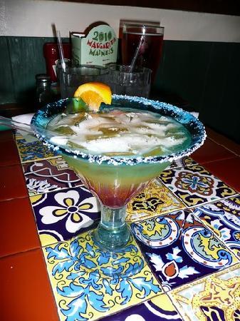 Chili's Grill & Bar: Tropical Sunrise Margarita