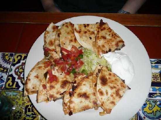 Chili's Grill & Bar: Quesadillas mit Jalapeno Steak