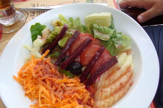 Rolandi's: Salada
