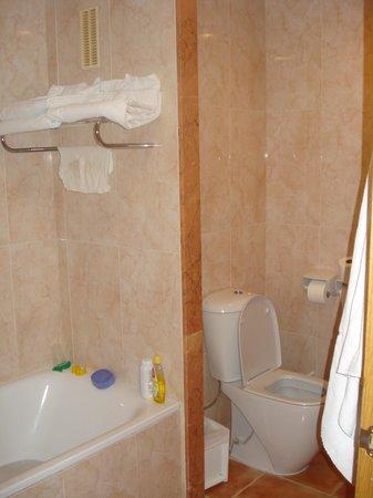 Zafiro Can Picafort: Toilet