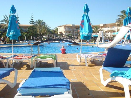 Viva Can Picafort : Poolside