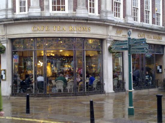 Bettys Cafe Tea Rooms London