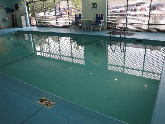 Hampton Inn - College Park: La piscine